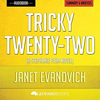 Tricky Twenty-Two: A Romance Mystery by Janet Evanovich | Unofficial & Independent Summary & Analysis audiobook cover art