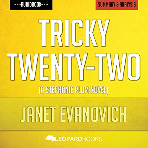 Tricky Twenty-Two: A Romance Mystery by Janet Evanovich | Unofficial & Independent Summary & Analysis  By  cover art
