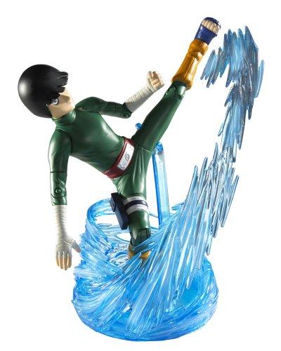 NARUTO - SHONEN'S JUMP - FIGURINE ARTICULEE DE ROCK LEE - 20 CM