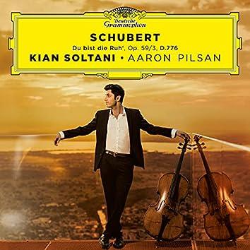 Schubert: Du bist die Ruh', D. 776 (Transc. for Cello & Piano)