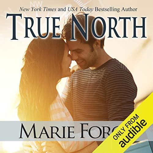 Page de couverture de True North