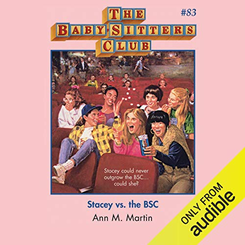 Stacey vs. the BSC cover art