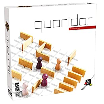 GIGAMIC Quoridor Strategy Game  GCQO