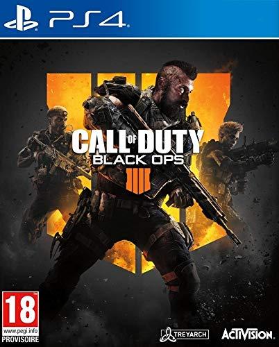 Unbekannt Call of Duty Black OPS 4