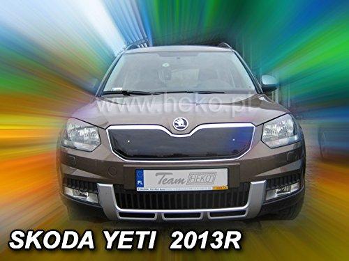 Seitenwindabweiser Skoda Yeti 5D (PO FL) 2013R