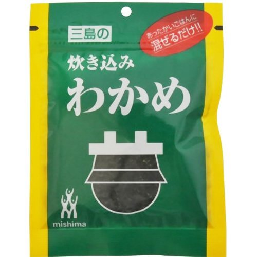 三島食品 炊き込みわかめ 30g