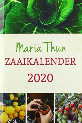 Maria Thuns Zaaikalender 2020