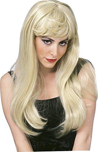 Rubies Officielle pour Adulte Glamour Perruque Blonde – Taille Unique