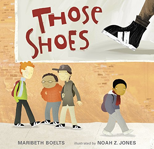 Top 10 best selling list for those shoes maribeth boelts character discussion