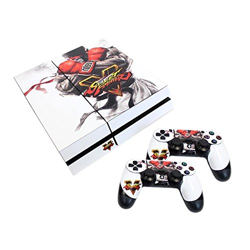 Price comparison product image Official Street Fighter V PS4 Console Skin