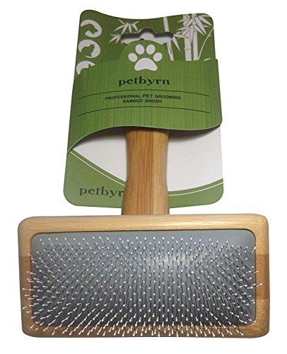 Slicker Deshedding and Detangling Cat and Dog Grooming Brush