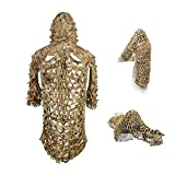 EMERSONGEAR Sniper Ghillie Suit Rifle Gun Gear Wrap Cover Camo Suit Multicam 3D Laser-Cut for Hunting, Shooting, Military, Airsoft, Paintball, War Game