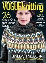 vogue knitting winter 2015