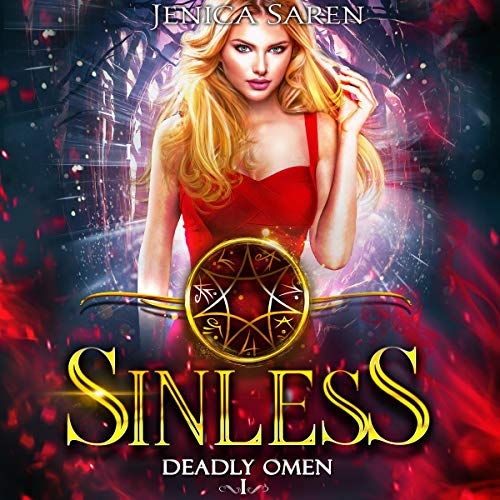 Sinless audiobook cover art