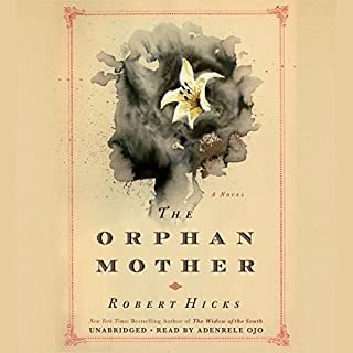 The Orphan Mother audiobook cover art