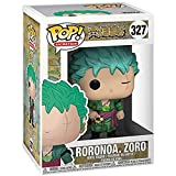Funko Pop Animation : One Piece - Roronoa Zoro Figure 3.75inch Vinyl Gift for Anime Fans for Boy...