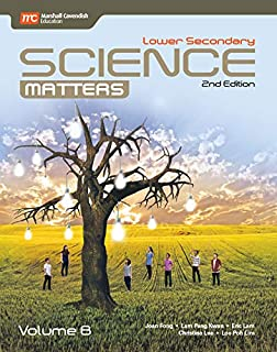 Lower Secondary Science Matters Textbook Volume B (E and NA) (2nd Edition)