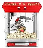 Elite Gourmet EPM-487 Table Top Popcorn Popper, 4 Oz Kettle