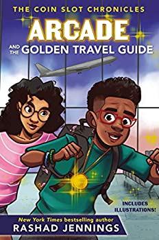 Arcade and the Golden Travel Guide  The Coin Slot Chronicles