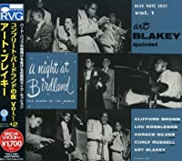 Night at Birdland With Quintet 1 by Art Blakey (2008-02-20)