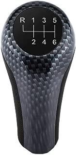 Cosmoparts Pomo y Funda Compatible con BMW Serie 1 E87 6 Velocidades