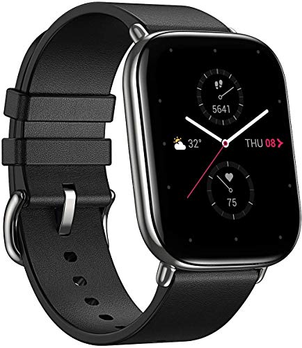 Zepp E Square - Smartwatch Polar Night Black