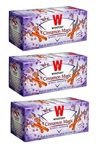 Wissotzky Cinnamon Magic Tea 3/20 tea bags