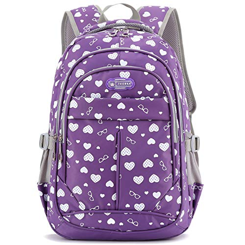 Goldwheat Women Girls Backpack School Bookbag Shoulder Bag Daypack