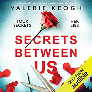 Secrets Between Us: An absolutely gripping psychological thriller cover art