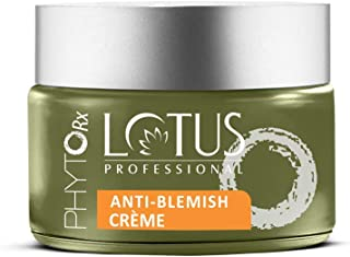 Lotus Herbals Professional Phyto-Rx Anti Blemish Crème | 50g
