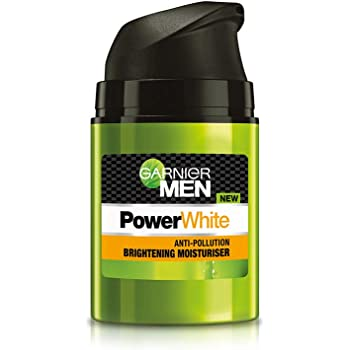 Garnier Men Power White Anti-Pollution Brightening Moisturiser,50g
