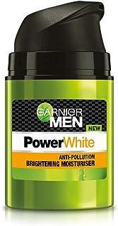 Garnier Men Power White Anti-Pollution Brightening Moisturiser - 50g
