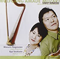 Mozart: Early Sonatas with Violin Accompaniments (2010-06-08)