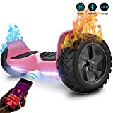 GeekMe Hoverboard elettrico fuoristrada Scooter auto bilanciamento con potente...