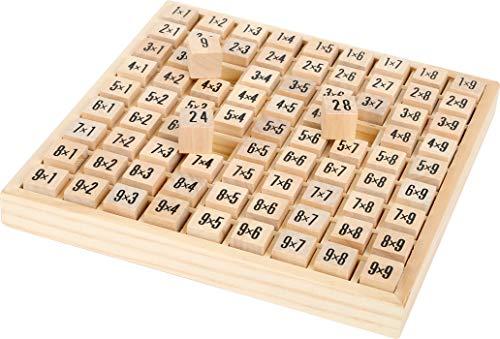 Small Foot Design - 7583 - Calcul Et Mathématiques - Table À Multiplication