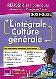 L'intégrale culture générale - Catégories B et A