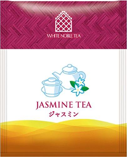 三井農林 ホワイトノーブル紅茶 ( アルミ・ティーバッグ ) ジャスミン 2.0g×50個