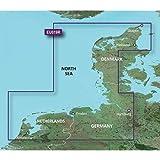 Garmin BlueChart g3 Seekarte Region Europa, Abdeckungsbereich HXEU019R - Aalborg bis Amsterdam, Kartengröße Regular