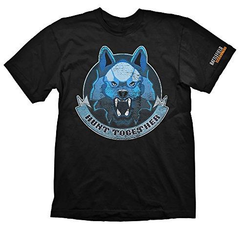 Battlefield Hardline T-Shirt Criminals Black, M