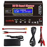 FancyWhoop B6 V3 Lipo Battery Charger 80W 6A RC Battery Balance Discharger