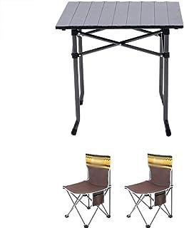 Table Pique-Nique Table Pique-Nique Pliante Plage Set Tables Et Chaises Pliantes Extérieures, Tables De Stalle Portables, ...