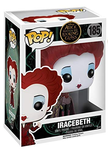 Funko Pop Disney Alice Through The Looking Glass - Iracebeth Vinyl Action Figure