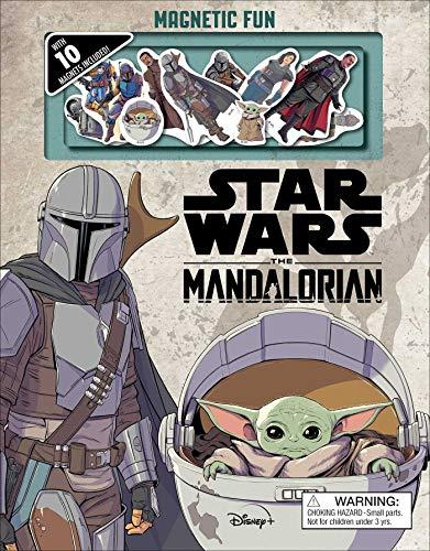 Star Wars: The Mandalorian Magnetic Hardcover