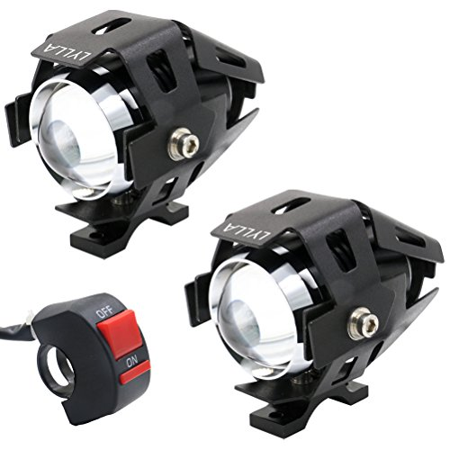 LYLLA CREE U5 LED Lamp Headlight Fog Light Spotlight for...