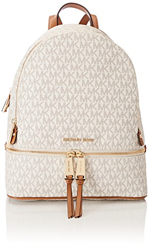 MICHAEL Michael Kors Rhea Zip Medium Backpack Vanilla One Size