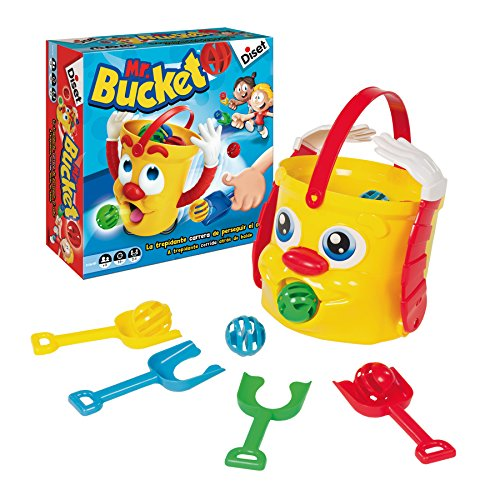 Diset- Juego Mr. Bucket (60188)