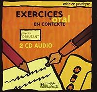 MPR/EX. D'ORAL EN CONTEXTE-DEBUTANT/CD(2) #309
