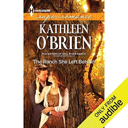 The Ranch She Left Behind audiobook cover art