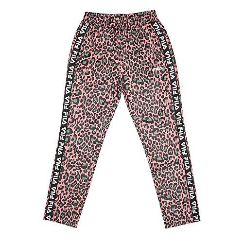 Fila broek voor meisjes, luipaardprint