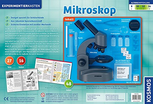 KOSMOS 635602 Schüler Mikroskop